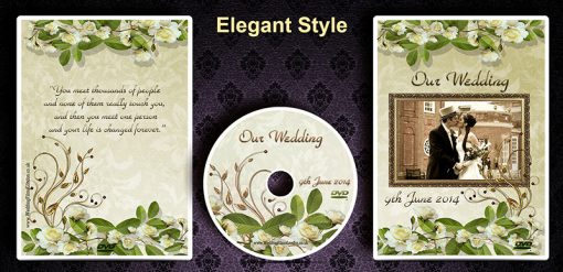 DVD Cover and Disc design service. CD case printing service
