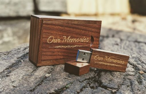 Wedding usb memory stick